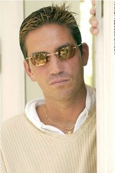 Jim Caviezel - we share the same birthday, 'cept he's 4 yrs younger then I am