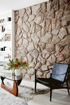 Steinwand Marsalla Im Flur. Zeitlos Und Modern U2026 | Einrichten Und Wohnen |  Pinteu2026