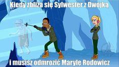Hahaha Hahaha, Funny Lyrics, Polish Memes, Sense Of Life, Funny Mems, Pokemon, Smile Everyday, Quality Memes, New Memes