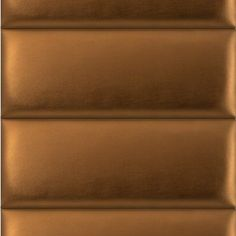 Vant Upholstered Wall Panels Metallic Gold, Size: 30W x 2.5D x 46H in. - MGL304