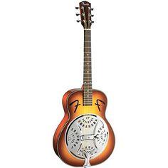 Buy Fender FR50 Acoustic Resonator Guitar Sunburst at ZoZo Music