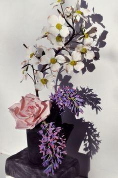 Beautiful Sugar Dogwood and Lilac