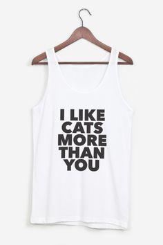 I Like Cats More
