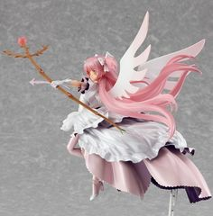 Figma Ultimate Madoka This was my first anime figurine, and it was a pain in the ass to put together.