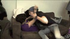 Louis is drunk  XD <3