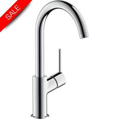 Talis S2 Single Lever Basin Mixer With Swivel Spout