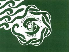Seattle city flag