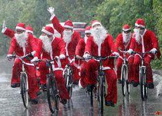 Santa Bike Club