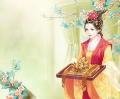 Ancient Chinese Beauty (663)
