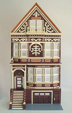 Victorian II : a LEGO® creation by SoftaRae . : MOCpages.com