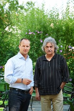 """""""Wer keinen Zorn spürt, ist ein Profiteur"""" - Matthias Strolz im Interview auf http://geppbloggt.com"""
