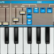 Epic Synth Music App, Ipad, Iphone, Top, Spinning Top, Crop Shirt, Blouses