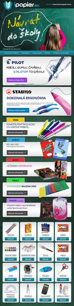 Návrat do školy. iPapier.sk http://www.ipapier.sk/