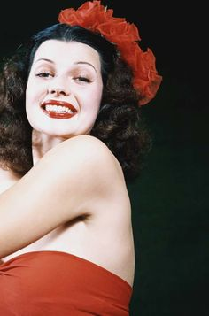 Rita Hayworth #cinema