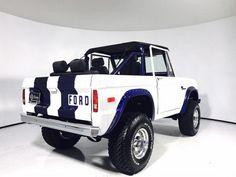 Classic Bronco, Classic Ford Broncos, Classic Trucks, Ranger, 4x4, Ferrari, Cars, Design, Classic Pickup Trucks