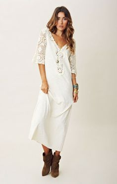 Long Dress**#-OFFWHITE-S