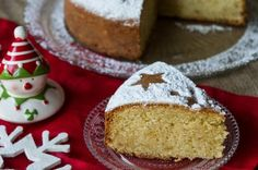 Greek New Year's Cake - Vasilopita Recipe Greek Sweets, Greek Desserts, Greek Recipes, Vasilopita Cake, Vasilopita Recipe, Xmas Food, Christmas Baking, Christmas Time, Christmas Brunch