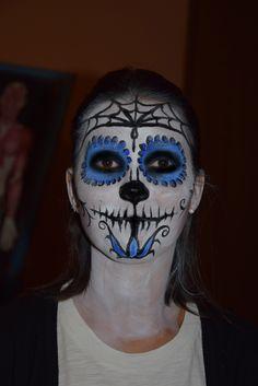 Face painting Maschera Messicana