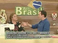 ARTE BRASIL -- JURACI PASCHOAL -- CARTEIRA MULTIUSO (11/04/2011 - Parte ...