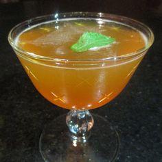 War of the Roses | 1 1/2 oz Pimm's No. 1  3/4 oz Gin (Hayman's Royal Dock)  3/4 oz Elderflower Liqueur (St. Elder)  3/4 oz Lime Juice  1/4 oz Simple Syrup  2 d...