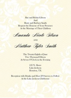 custom wedding invitation rsvp card and extra miscellaneous cards