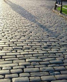 Cobble Stone Road. neat