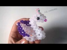 How To Make Crystal Beads Keychain - Part 1 || Beaded Guitar Keychain || You Can Do This - YouTube