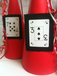 queen of hearts kids party idea