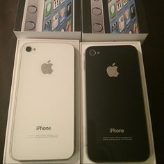 Reserved Bundle iPhone 4 White & Black, PS3 Other