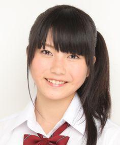 9th Generation (Announced September 2009), Name:Yui Yokoyama. Birthdate December 8, 1992. #Yui_Yokoyama #横山由依 #AKB48 #Not_yet #Team_Surprise #チーム サプライズ