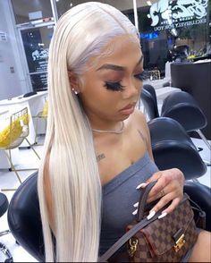 Baddie Hairstyles, Ponytail Hairstyles, Weave Hairstyles, Straight Hairstyles, Remy Hair Wigs, Human Hair Wigs, Lace Front Wigs, Lace Wigs, Hair Laid