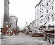 Okupácia 1968 - Obchodná ulica Bratislava, Street View, World, Times, Google, Historia, The World