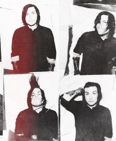 DUMB HOTDOG BOYFRIEND RUINING MY LIFE WITH HIS BEAUTIFUL DUMB HOTDOG FACE GET OUT OF MY LIFE FRANK IERO