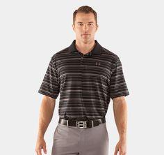 Men's UA Performance Stripe Polo | 1232910 | Under Armour US