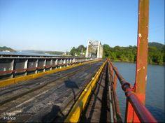 Gamboa one lane bridge Visit the rainforest!  Panama Roadrunner  www.panamaroadrunner.com