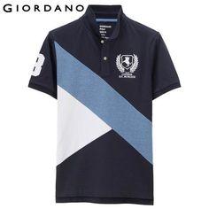 Men Polo Embroidery Tops Casual Polo Shirts Short Sleeve Men Polo clothing