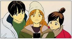 Cheese in the trap Cheese In The Trap Webtoon, Trap Art, Cheese Pies, Super Secret, Anime Shows, Manhwa, Cartoon, Couples, Drawings