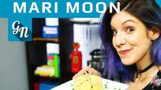 Recebemos a queridíssima Mari Moon no nosso canal  batemos um papo incrível sobre a sua vida profissional suas histórias na MTV e o seu futuro no Youtube de quebra ainda fizemos um delicioso cuscuz marroquino que você vai AMAR!    Ingredientes  250g de cuscuz marroquino (sêmola de trigo)  250 ml de caldo de vegetais  100g de camarão sem casca (pequeno ou médio)  100g de legumes (cenoura brócolis abobrinha italiana berinjela)  3 colheres de azeite de oliva extravirgem  1 punhado de coentro ou…