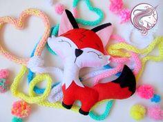 Fox by Caseando Felicidade