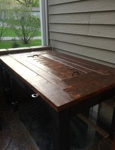 solid macrocarpa table bench seats outdoor table pinterest