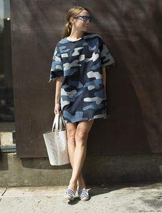 Spotted / Daphne Javitch, New York Fashion Week
