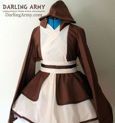 darling army | Guardian of the Force Cosplay Kimono Dress