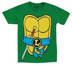Teenage Mutant Ninja Turtles Men's Costume T-Shirt #Teenage #Mutant #Ninja #Turtles #Mens #Costume #T-Shirt