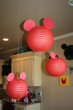 The Ultimate Mickey Mouse Clubhouse Birthday Party!! Lot's of DIY ideas to make your party a BLAST! Kid's will LOVE this!!!!!
