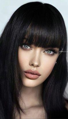 Brunette Beauty, Brunette Hair, Hair Beauty, Beautiful Blonde Girl, Beautiful Eyes, Beautiful Women, European Models, Exotic Women, Model Face