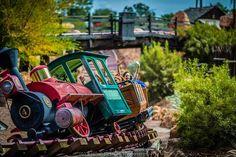 Disneyland Big Thunder Mountain Railroad