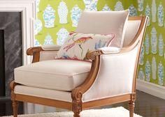 Fairfax Chair - Ethan Allen