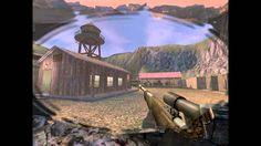 Return to Castle Wolfenstein PC 2001 Gameplay