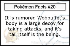 Lots of fun and random Pokémon facts. Pokemon Facts, Cool Pokemon, I Choose You, Catch Em All, Geek Stuff, Cool Stuff, Amazing Things, Posters, Awesome