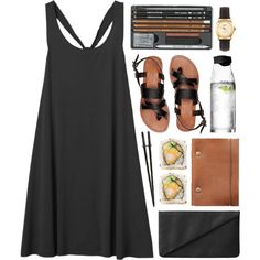 """""""lbd"""" by beachy-palms on Polyvore"""